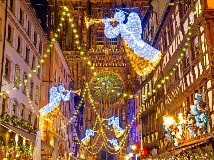 03.12.2018 | Bild des Tages | Marché de Noël / Christkindelmärik in...