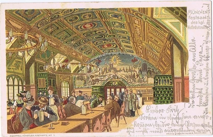 05.01.2019 | Bild des Tages | München um 1900  | Dream Boy Blog