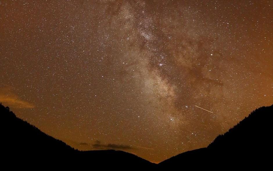Meteor in Spanien