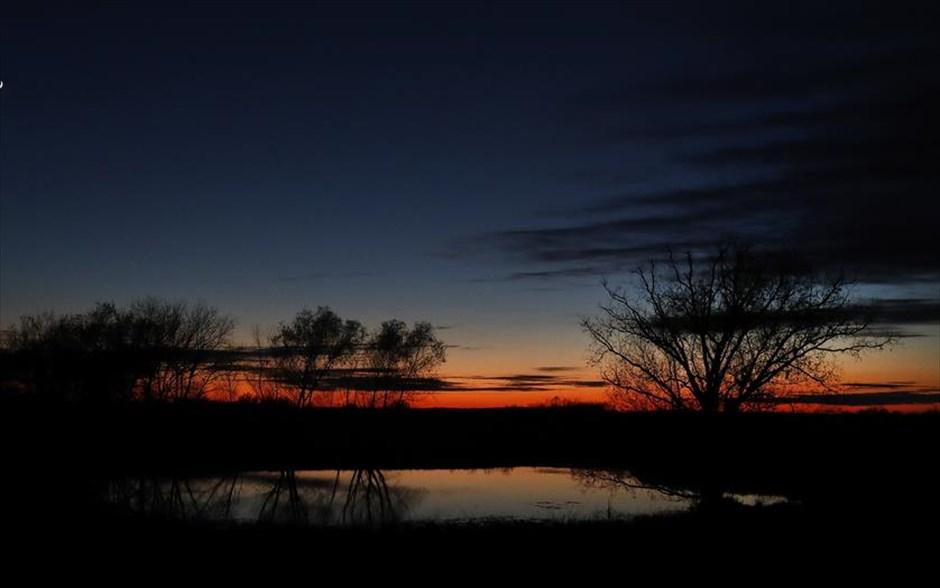 13.11.2018 | Bild des Tages | Sonnenuntergang in Kansas | Dream Boy...