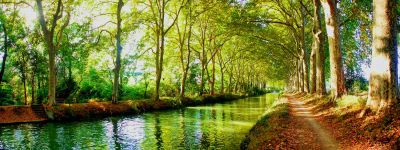 Bootstour: Canal du Mide | Weinlese in der Provence