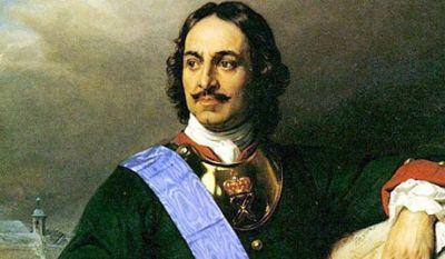Geburtstag von Peter dem Großen